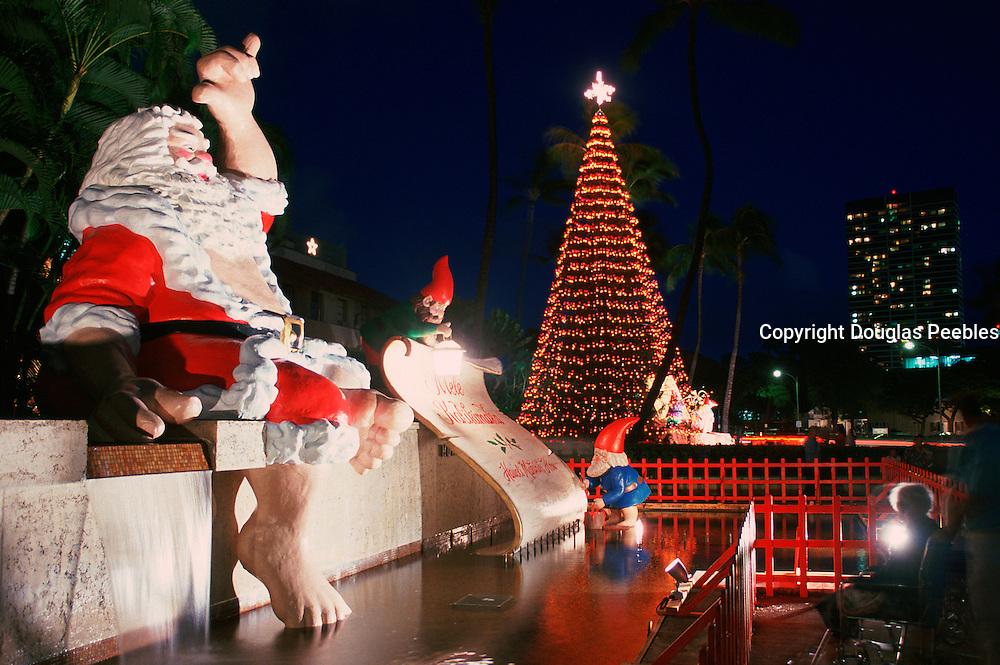Santa Claus, Hawaii<br />