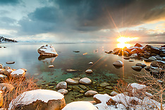 Lake Tahoe Sunsets Gallery