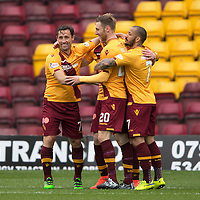 Motherwell v St Johnstone….07.05.16  Fir Park, Motherwell<br />
