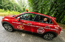 Uros Murn during 4th Stage of 26th Tour of Slovenia 2019 cycling race between Nova Gorica and Ajdovscina (153,9 km), on June 22, 2019 in Slovenia. Photo by Vid Ponikvar / Sportida