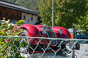 1939 Alfa Romeo 6C 2500 Super Sport Corsa - front view
