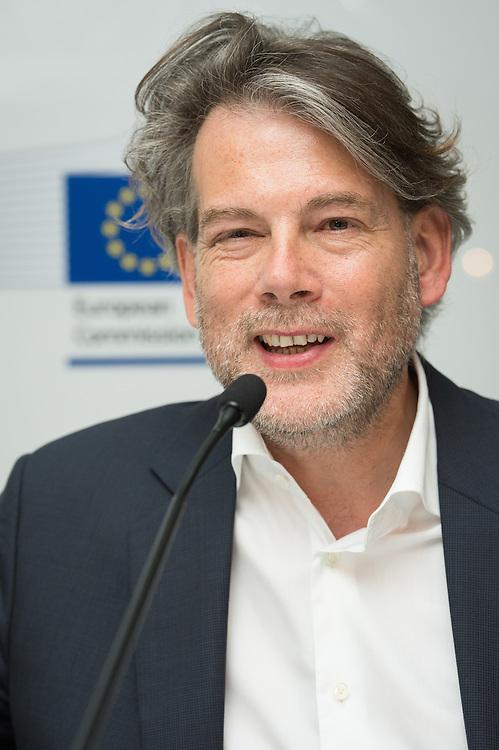 04 June 2015 - Belgium - Brussels - European Development Days - EDD - Urban - The Human Scale - For people-centered sustainable cities - Riccardo Andrea Marini , Director , Gehl Architects © European Union