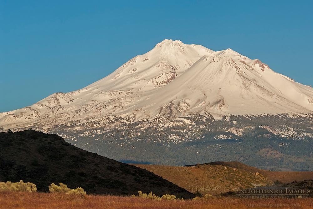 Mount Shasta, Siskiyou County, California