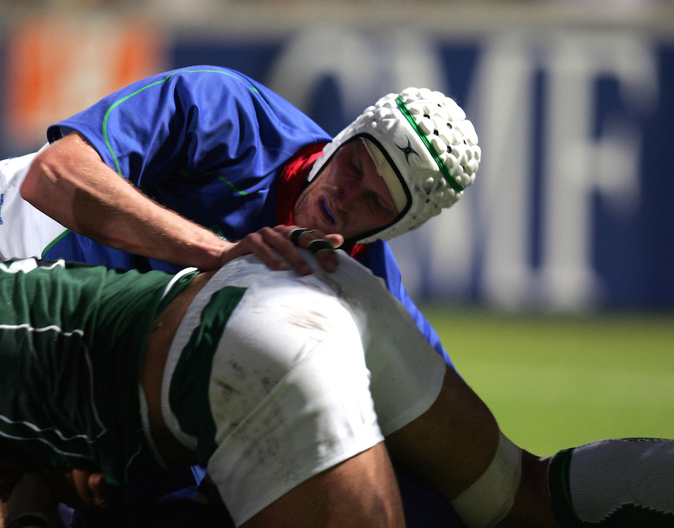 Ireland v Namibia, World Cup 2007. 9th Sept 2007.