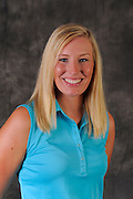 Karinn Dickinson during portrait session prior to the second stage of LPGA Qualifying School at the Plantation Golf and Country Club on Oct. 6, 2013 in Vience, Florida. <br /> <br /> <br /> ©2013 Scott A. Miller