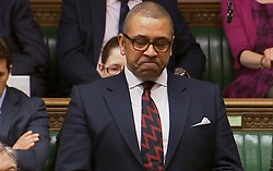 "Conservative MP James Cleverly pays an emotional tribute to his friend Pc Keith Palmer, telling the Commons he was a ""strong, professional public servant""."