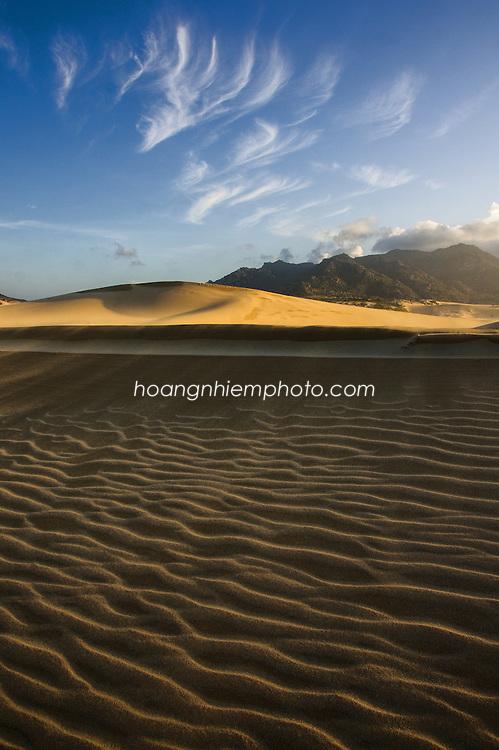 Vietnam Images-landscape-sanddune-Phan rang phong cảnh việt nam