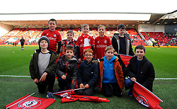 Birthday Photo-Mandatory by-line: Nizaam Jones/JMP - 18/01/2020 - FOOTBALL - Ashton Gate - Bristol, England - Bristol City v Barnsley - Sky Bet Championship
