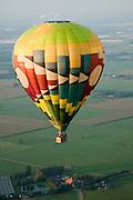 Een luchtballon in de buurt van Breda<br /> <br /> An air balloon nearby Breda
