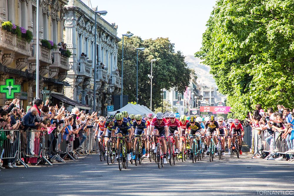 Stage 5 (Pedara - Messina) Giro 2017