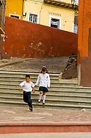 Plazuela de Los Angeles, Guanajuato, Mexico