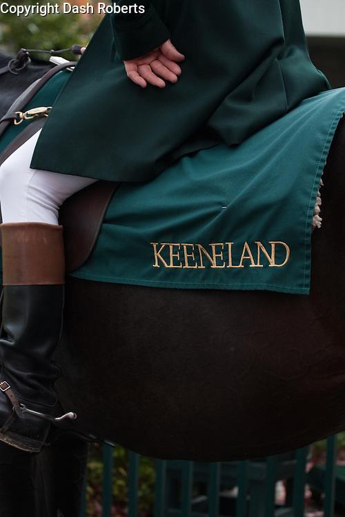 Keeneland Outrider