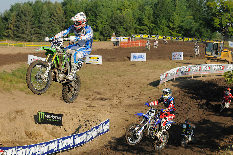 Monster Energy CMRC Canadian Motocross Nationals..Walton Trans-Can..Walton, Ontario..Aug 16-17, 2008