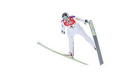 18.01.2014, Casino Arena, Seefeld, AUT, FIS Weltcup Nordische Kombination, Seefeld Triple, Skisprung, im Bild  Haavard Klemetsen (NOR) //  Haavard Klemetsen (NOR) during Ski Jumping at FIS Nordic Combined World Cup Triple at the Casino Arena in Seefeld, Austria on 2014/01/18. EXPA Pictures © 2014, PhotoCredit: EXPA/ JFK
