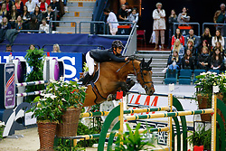 Leprevost Penelope, (FRA), Vagabond de la Pomme<br /> Longines FEI World Cup Jumping Final II<br /> © Dirk Caremans
