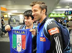 Wellington-Football, Sydney FC Italian signing Alessandro Del Piero
