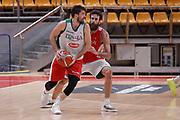 Filloy Ariel<br /> Nazionale Senior maschile<br /> Allenamento<br /> World Qualifying Round 2019<br /> Bologna 12/09/2018<br /> Foto  Ciamillo-Castoria / Giuliociamillo
