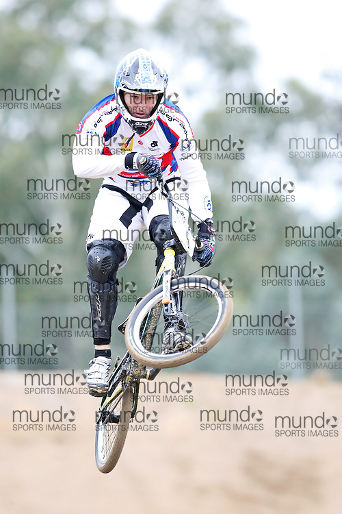 (Canberra, Australia---03 March 2012) \5\ at the Melba BMX Track in Canberra, Australia. Photograph 2012 Copyright Sean Burges / Mundo Sport Images. For reproduction rights and information in Australia, contact seanburges@yahoo.com. For information elsewhere contact info@mundosportimages.com.