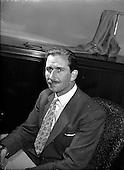 1957 Mr John Skehan