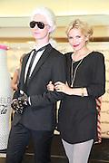 Coca Cola Light Karl Lagerfeld presentatie door Hanna Verboom - 12 mei 2010