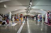 Valencia Spain - 2018 Expo Ninot