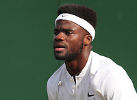 Tennis - 2017 Wimbledon Championships - Week One, Tuesday [Day Two]<br /> <br /> Men's Singles, First Round match<br /> Robin Haase (Ned) vs Frances Tiafoe (USA) <br /> <br /> --------  on court 6<br /> <br /> COLORSPORT/ANDREW COWIE