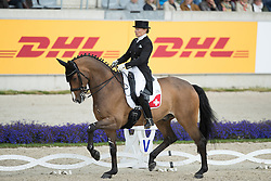 Krinke-Susmelj Marcela, (SUI), Smeyers Molberg<br /> Grand Prix CDIO <br /> Preis der Familie Tesch<br /> CHIO Aachen 2016<br /> © Hippo Foto - Dirk Caremans<br /> 14/07/16
