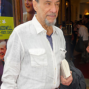 London, England, UK. 27th July 2017. F. Murray Abraham attends the opening day The Hunting of the Snark at Vaudeville Theatre, The Strand.