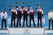 Curling, Mens - Gold Medal Game