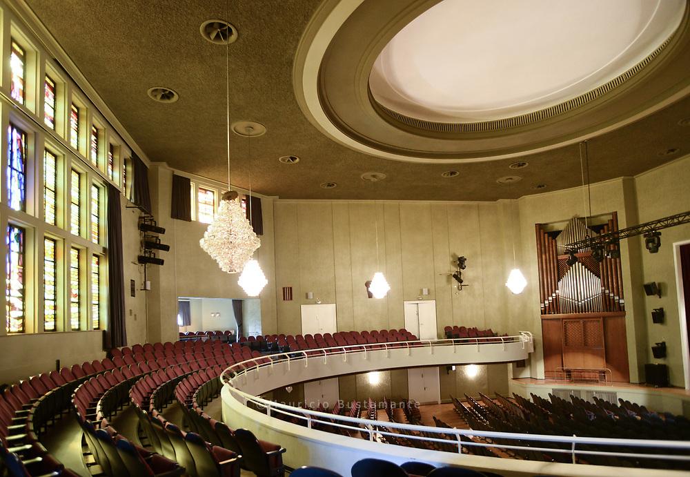 In Harburg findet sich<br /> einer der klangvollsten<br /> Konzertsäle Hamburgs:<br /> die Friedrich-Ebert-Halle.