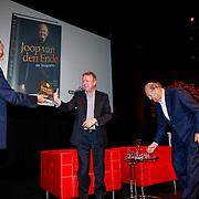NLD/Amsteram/20121024- Presentatie biografie Joop van den Ende, Jeroen Krabbe, Herman van Gelder en Joop van den Ende
