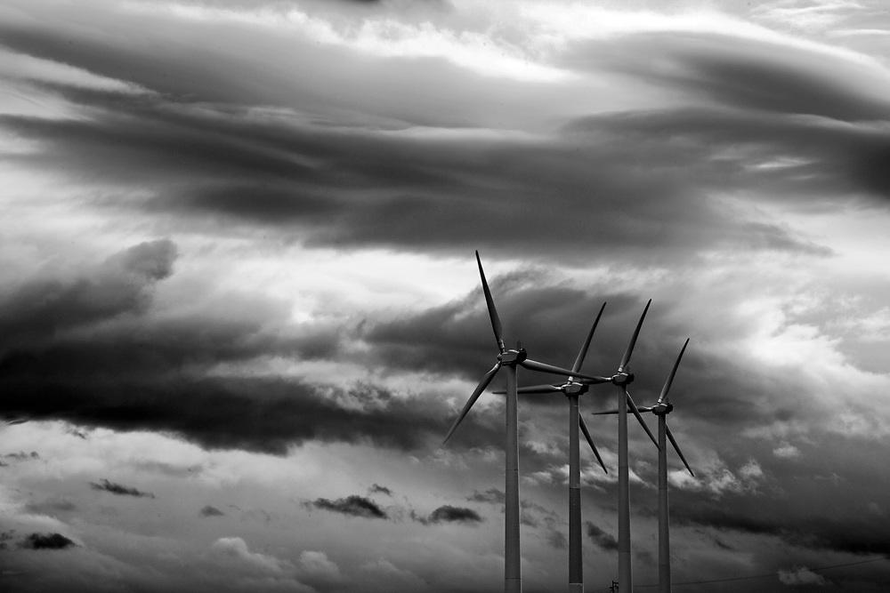 Windfarm, Oregon
