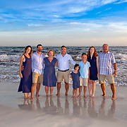 Gennusa Family Beach Photos