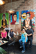 Mezcal restaurant in downtown San Jose, California, photographed on April 4, 2019. (Stan Olszewski for Silicon Valley Business Journal)