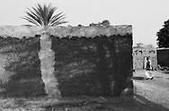 A village in the cotton zone of Burkina Faso.<br /> Soumousso, Burkina Faso. 14/12/2003.<br /> Photo &copy; J.B. Russell