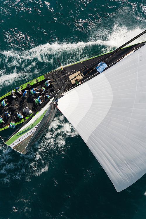America's Cup 2007 Louis Vuitton Act 13, 6/4/07, Race 4..Desafio Espanol (ESP)