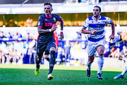 Leeds United defender Ben White (5) during the EFL Sky Bet Championship match between Queens Park Rangers and Leeds United at the Kiyan Prince Foundation Stadium, London, England on 18 January 2020.