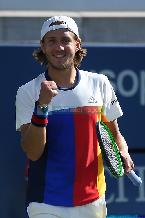 September 1, 2017 - New York, USA - Lucas Pouille  (Credit Image: © Panoramic via ZUMA Press)