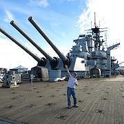 2013 USS Iowa