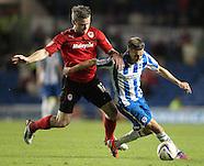 Brighton and Hove Albion v Cardiff City 210812