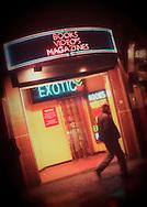 Sex Shop, Soho, London, Britain
