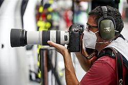 September 20, 2019, Singapore, Singapore: Motorsports: FIA Formula One World Championship 2019, Grand Prix of Singapore, ..photographer, Fotograf, media, Medien, press, Presse  (Credit Image: © Hoch Zwei via ZUMA Wire)