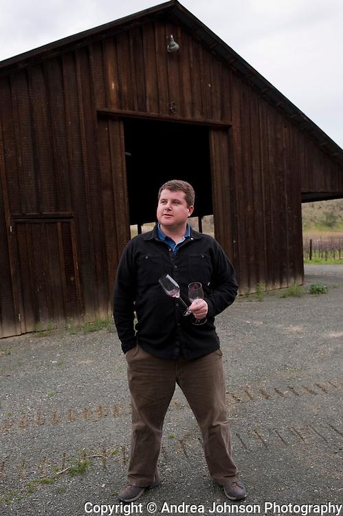 Somerston Winery, Napa Valley, California