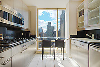 Kitchen at 1 Central Park West