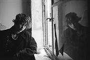 Kelly reflection, UK, 1980s.
