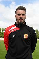 Romain Basque during the Friendly match between Lens and Quevilly Rouen on 1 July 2017, in France. ( Photo by Philippe le Brech / Icon Sport )