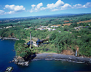 Sugar Mill, Hamakua Coast, Island of Hawaii, Hawaii, USA<br />