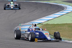 Felipe Drugovich (BR) (Neuhauser Racing)  beim ADAC Formel 4 Rennen am Hockenheimring.  / 300916<br /> <br /> <br /> ***ADAC Formula 4 race on October 1, 2016 in Hockenheim, Germany.***