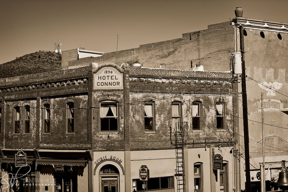 The Hotel Connor - Jerome, AZ