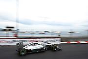 May 25, 2014: Monaco Grand Prix: Lewis Hamilton (GBR), Mercedes Petronas